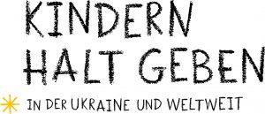 Kindern Halt geben – in der Ukraine und weltweit